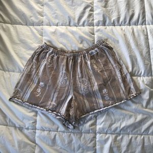 Life Is Good Pj Lounge Shorts - Size Small